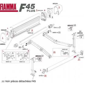 FIAMMA Pièces détachées F45 Plus