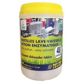 MATT CHEM Enzy Dish pastilles lave-vaisselle enzymatiques
