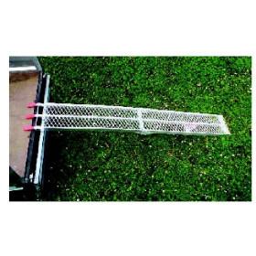 TRIGANO Rampe pliante aluminium
