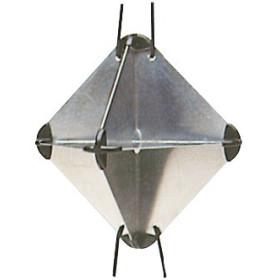OSCULATI Réflecteur radar IOR