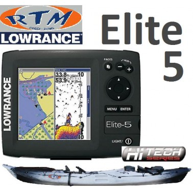 RTM FISHING Pack Hi-Tech Elite-5