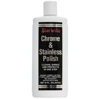 STAR BRITE Polish chrome & inox