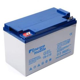 EM Batterie GEL 12V 110Ah