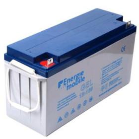 EM Batterie GEL 12V 165Ah