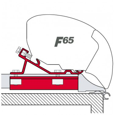 FIAMMA Kit Fixing-Bar F65//F80