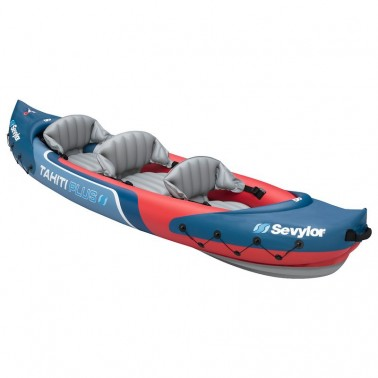 SEVYLOR Tahiti Plus : kayak gonflable 3 places à bon prix