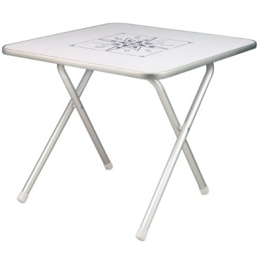 OSCULATI Table pliante 60 x 60