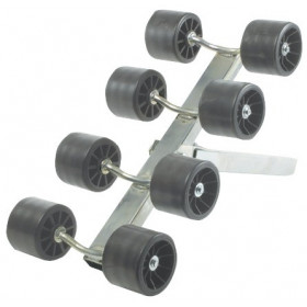 SEAWORLD Balancier 8 roues