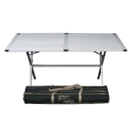 VIA MONDO Table alu 110 cm