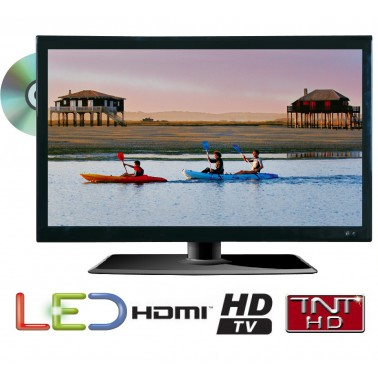 STANLINE TV Led DVD 15,6""