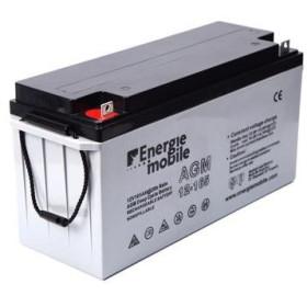 EM Batterie AGM 12 V 90 Ah