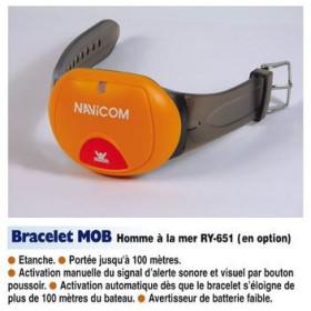 NAVICOM bracelet homme à la mer RT-650 MOB