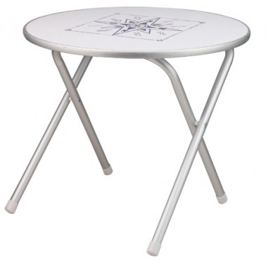 OSCULATI Table pliante ronde