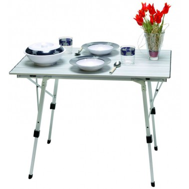 EUROMARINE Table pliante 90 cm