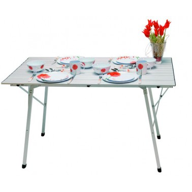 EUROMARINE Table pliante 120 cm