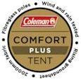 Grande Tente familiale haut de gamme gamme pour le camping par Coleman, accessoire 6 places