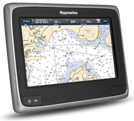 GPS Traceur lecteur de cartes rapide et réactif A75